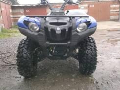 Yamaha Grizzly 550, 2011