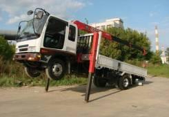 Бортовой грузовик с краном-манипулятором! эвакуатор, спецтехника