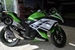 Kawasaki «Ninja» 300 30th Anniversary Edition, 2016
