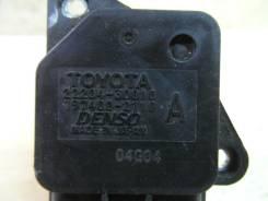 Расходомер воздушный  Toyota Corolla ADE1501AD, 2AD, 1ND 22204-30010
