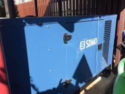 Генератор дизельный. Модель SDMO J33 Silent. Мощность 30 кВт. 2009 г. в