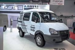 ГАЗ 22527-245 Соболь 4WD, 2014