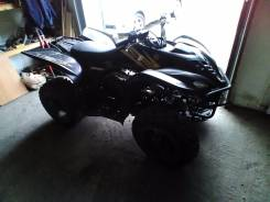 Yamaha Wolverine 450, 2009