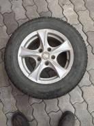 Продам шину на литье зима