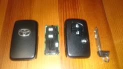 Ключ зажигания, смарт-ключ. Toyota Sai, AZK10 Toyota Mark X, GRX130, GRX133, GRX135 Toyota Corolla Axio, NKE165, NRE160, NRE161, NZE161, NZE164, ZRE16...