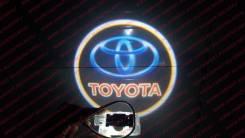 Подсветка обшивки двери. Toyota Estima, ACR50, ACR50W, ACR55, ACR55W, GSR50, GSR50W, GSR55, GSR55W