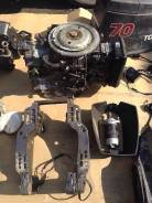 Двигатель Tohatsu Nissan 60- 70 л. с. 12V S108-112 0.6KW в разбор
