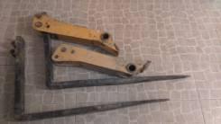 Вилы б/у от погрузчика Case 580SR