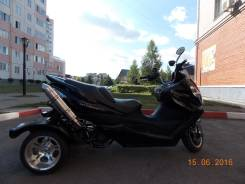 Yamaha Majesty 200, 2015