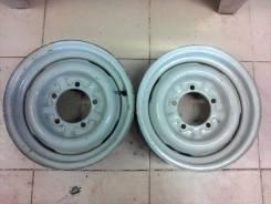 Стальные диски волга R14 5x139.7 ET7; 5.5j дсо 110mm