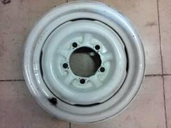 Стальные диски волга 14 5x139.7 ET7; 5.5j дсо 110mm