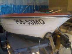 Моторная лодка на 5 чел