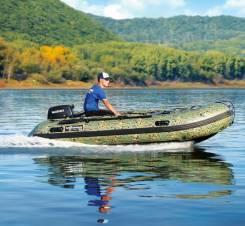Надувная лодка Shturman JET PRO 380