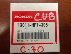Кольца поршневые оригинал на Honda Cub 70  13011-HF07-305