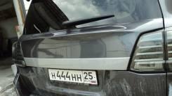 Land Cruiser 200 спойлер под стекло wald. Autoart