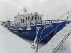 Продается судно  типа «Ярославец» в г. Иркутске
