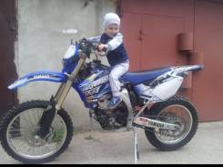 Yamaha WR, 2008