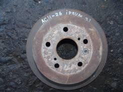 Тормозной диск задний левый