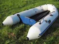Моторная лодка (ПВХ_Zodiac+мотор Suzuki DT15)