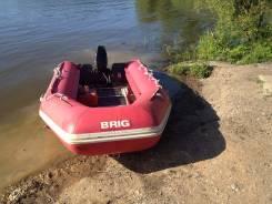Продам моторную лодку с мотором Mercury 25