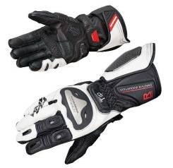 Мотоперчатки Komine gk-169 кожа, с максимальной защитой руки