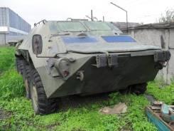 БТР-80 КШМ, 1993