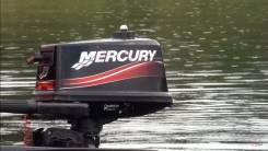 Лодочный мотор Mercury 5лс 2014 года, Состояние нового мотора!