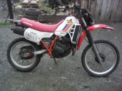 Honda MTX, 1987