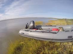 Надувная лодка Shturman JET PRO 450