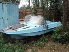 """Продам лодку """"Обь 3М"""""""