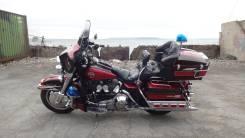 Harley-Davidson Electra Glide Ultra Classic. 1 340куб. см., исправен, птс, без пробега