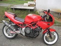 Yamaha TRX850, 1996