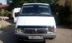ГАЗ 2217 Баргузин, 2001