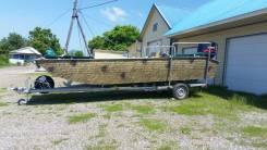 Продам лодку Гризли М