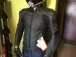 IXON full addict куртка кожаная