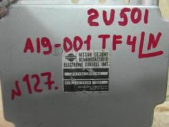 Блок управления efi Nissan CUBE TA-AZ10  CGA3DE 23710-AN282