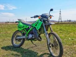 Kawasaki KDX 125SR, 1998
