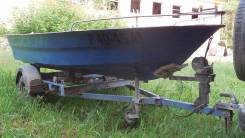 Лодку Finnsport 400 с мотором Tohatsu 25h