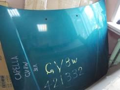 Капот Mazda 626 GF# , Capella , G09A-52-310D , 97г. в. ~