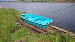 Лодка пластик 3.3 м.
