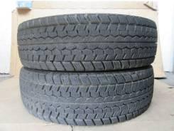 Dunlop SP LT 01. зимние, без шипов, 2005 год, б/у, износ 20%