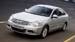 Nissan Almera. Без водителя