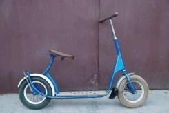 Немецкий ретро самокат, велосипед