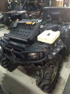 Polaris Sportsman 850, 2012