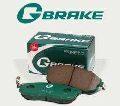 Тормозные дисковые колодки G-Brake GP-02254 задние