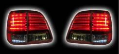 Toyota land cruiser 100 Фонари фонарь тюнинг Внешн+Внутр Л+П Комплект