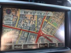 Toyota Prius карты с номерами домов 2019г