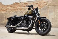 Harley-Davidson Sportster Forty-Eight, 2015