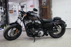 Harley-Davidson Sportster Forty-Eight, 2012
