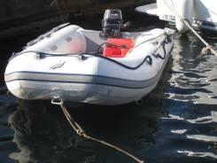 Моторно гребная лодка Quicksilver 310
